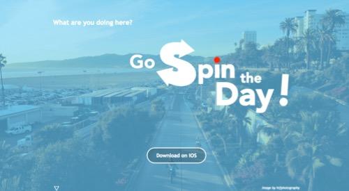 spintheday.com