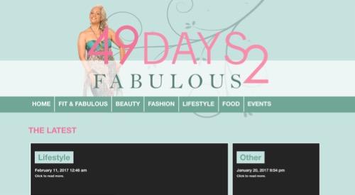 49days2fabulous.com